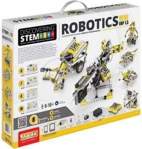 STEM ROBOTICA ERP MINI 188Pzs